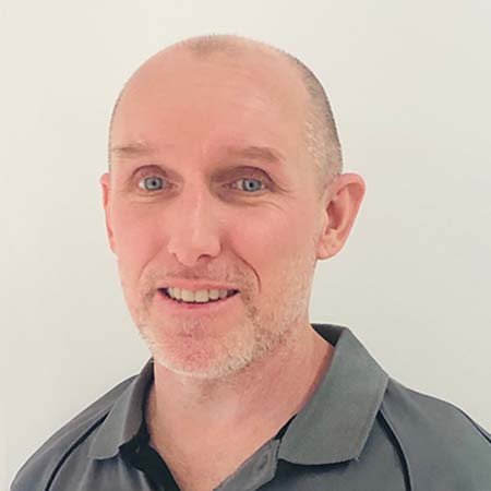 Ian Fraser - Physio at Berkeley Vale Physiotherapy